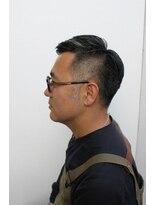 ニコ ヘアーアンドメイク(nico hair&make)[nico]大人刈上げスタイル