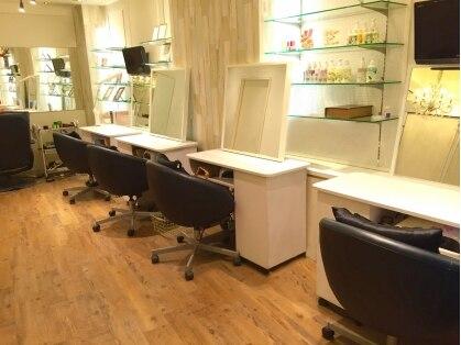 ミンズ 新宿店(Hair&Make Salon minz)の写真