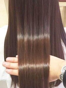 クリスタルマジック 伊賀店(CRYSTAL MAGIC)の写真/【オージュアソムリエ認定サロン】オージュアソムリエは、一人一人の理想の髪を叶える髪のパートナーです。