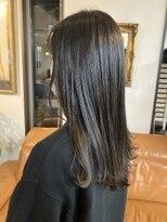 コレットヘア(Colette hair)◎ブルーブラック×aujuaトリートメント◎