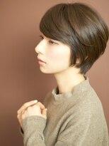 ベック ヘアサロン(BEKKU hair salon)横顔シルエット美人なくびれショートヘア☆