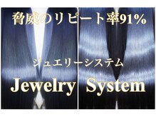 AnFye Groupのオリジナルメニュー【ジュエリーシステムシリーズ】のご紹介