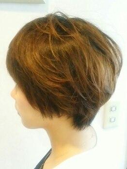 ヘアーズアッシュガーレ(Hair's Asciugare.)の写真/高い技術と丁寧なアドバイスで、理想のヘアスタイルが手に入る!自宅でのお手入れも簡単でモチの良さ抜群◎