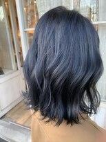クラシコ ヘアー(CLASSICO hair)ブルーアッシュ