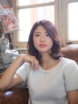 ウィーブシャイン (Weve SHINE)綺麗女子のミディアムボブ☆