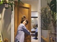 コッテ(Cotte)の雰囲気(技術ルームは3部屋あり、それぞれが完全個室。)