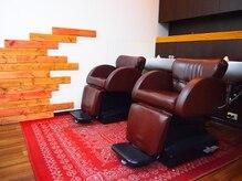 グリーンルーム(green room)の雰囲気(シャンプー台はフラットシャンプーだからノンストレス。)