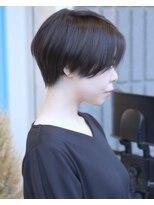 [valleychairひばりヶ丘]横顔美人な黒髪ベリーショート☆