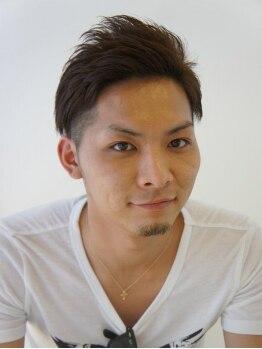 イースタイル 豊川店(e-style)の写真/男性特有のお悩みも相談できるサロン。ビジネスシーンからプライベートまであなただけのスタイルをご提案!