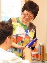 ヘアワークス ヴィヴィ(Hair works ViVi)奥田 千怜