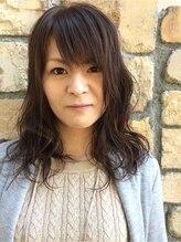 和style春小町 ハルコマチヒルズ(Harukomachi Hills)巻き髪風パーマ