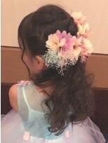 【BLUEFAIRY】キッズモデルグランプリ2019★エントリーNo.28