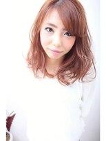 リリーズ ヘア(Lily's Hair)【Lily's Hair】愛されピンクベージュ
