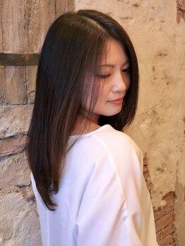 ムニ(Muni)の写真/30代からのエイジングケアにも◎大人女性の髪のお悩みを改善♪大人の綺麗を叶える上質サロン【静岡/葵区】