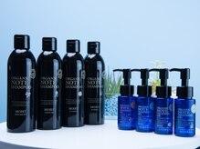 ヘアサロン シロップ(Hair Salon Syrup)の雰囲気(お気に入りの香りを選べるオーガニックノートシリーズ♪)