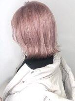 ソース ヘア アトリエ(Source hair atelier)【SOURCE】ペールピンク
