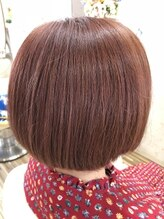 ヘアモード ビバップ(hair mode BEBOP)スウィーツピンク