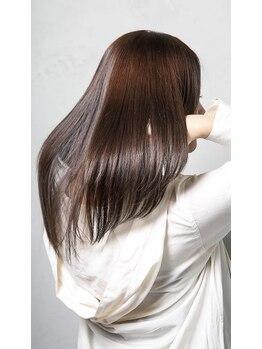 チュラック(Chulack)の写真/うるツヤ髪で美人度UP♪話題のトリートメントも多数ご用意◎乾燥しパサついた髪に栄養分をしっかり補給☆