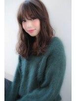 【story】☆ナチュフェロ☆重めパーマ