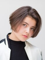 アリシアヘアー(ARISHIA hair)【ARISHIA hair 那珂】丸みショート 伸ばしかけ 大人ボブ ♪