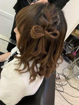 ライブヘアセット L035360190 シム テンジン Hair Beaty Sim