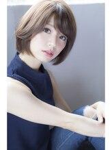 シエン(CIEN by ar hair)CIEN by ar hair『浜松可愛い』ナチュラルショートボブ