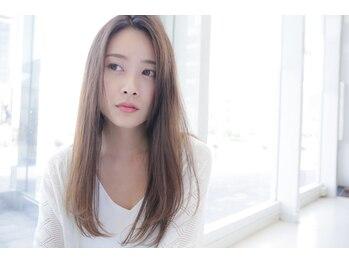 オーガニックヘアサロン アクシス 西18条店(AXIS)の写真/人気沸騰中☆特許技術を持つ「TOKIOインカラミ」と最旬「Global」でうるツヤの美髪へ・・・☆