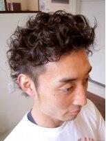 ルースヘアー(LUZ HAIR)ツーブロックパーマ