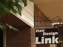 縮毛矯正専門店 ヘアーデザインリンク 八王子(Hair Design Link)の雰囲気(ご覧のかわいい看板が目印です♪当日予約OK)