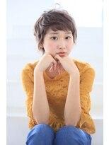 【FORTE 銀座】ガーリーな外人風カラー☆ホワイトグレージュ