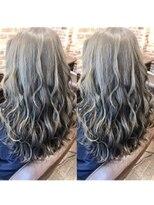 ヘアーメイクチック(HAIR MAKE CHiC)ネイビーブルージュ