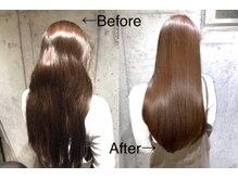 髪質改善ヘアエステ フランネル 経堂(Flannel)の雰囲気(経堂では唯一の《プレミアム ヘアエステ》で、しっとりツヤ髪☆)