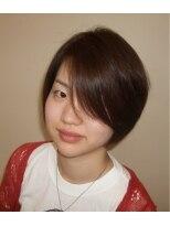 ファルコヘア 立川店(FALCO hair)爽やかショートボブ