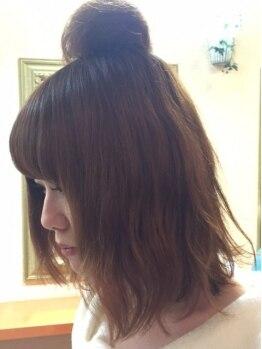 パピリオ(Papilio)の写真/美容師の常識を破った特許『ヘアカット法の発明』のチカラ『フレンチカットグラン』クセや髪の多い方に☆