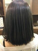 ヘアーメイク プリュム(Hair make Plume)濃厚アッシュ