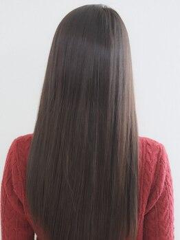 クー オブザヘアー 小倉魚町店(Q OO. OF THE HAIR)の写真/ダメージヘアに悩む方は必見!豊富な知識/経験/薬液から貴女に最適なプランをご提案します。