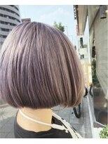 high lavender ash