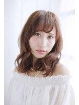 シュシュット(chouchoute)美髪デジタルパーマ/バレイヤージュノーブル/クラシカルロブ/956