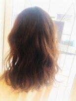 ヘアーサロン リアン 熊谷2号店(hair salon Rien)ふわベージュ