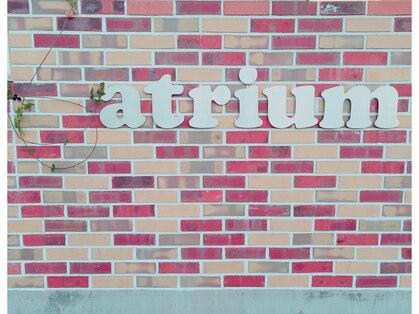 アトリウム(atrium)の写真