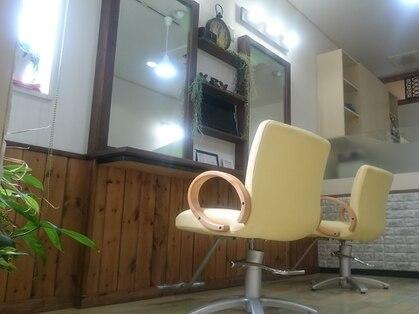 ヘアールームキー(Hair Room Key)の写真