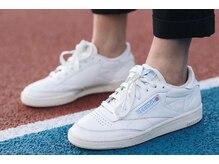 ブレスボーガール(Breath beauu GIRL)の雰囲気(sneakers.)