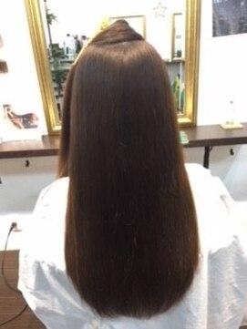 ブレスヘアーデザイン(BLESS HAIR DESIGN)美革ストレート☆19