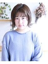 リリィ ヘアデザイン(LiLy hair design)LiLyhairdesign 外ハネボブ