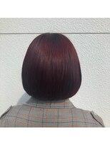 ヘアーアイストゥーレ(HAIR ICI TRE)韓国風タンバルモリ