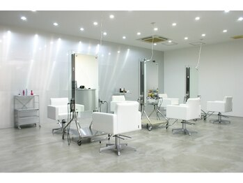 ノエル(noel)の写真/ノエルは柏崎市のフォンジェストリート棟にある美容室です