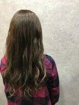 セブン ヘア ワークス(Seven Hair Works)[セブンヘア] スロウカラー