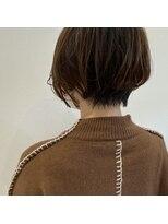 ルーチェ ヘアーデザイン(Luce.hair.design)ナチュラルショート女子