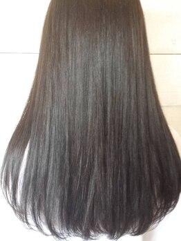 ノア ヘアー ラウンジ(Noa hair lounge)の写真/「手触りが違う!」とお客様からの喜びの声多数◎髪の質感をやわらかく、自然な仕上がりにいたします♪