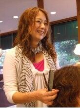 ヘアアンドメイク アリス(Hair&Make Alice)後藤 百合